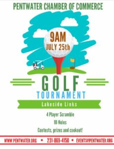 Pentwater Chamber Golf Outing @ Lakeside Links Golf Course | Ludington | Michigan | United States