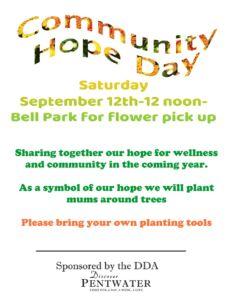 Community Hope Day @ Bell Park