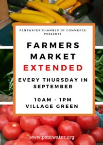Farmers Market Extended @ Village Green