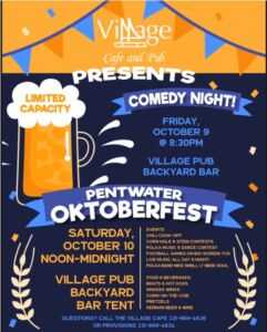 Village Cafe Oktoberfest Activities @ Village Cafe and Pub