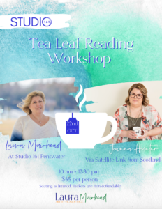 Tea Leaf Reading Workshop @ Studio 161