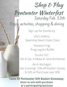 Shop & Play Pentwater Winterfest @ Pentwater | Michigan | United States