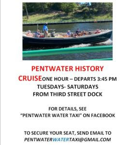 History Cruise and History 101 Sessions