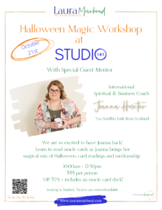 Halloween Magic Workshop